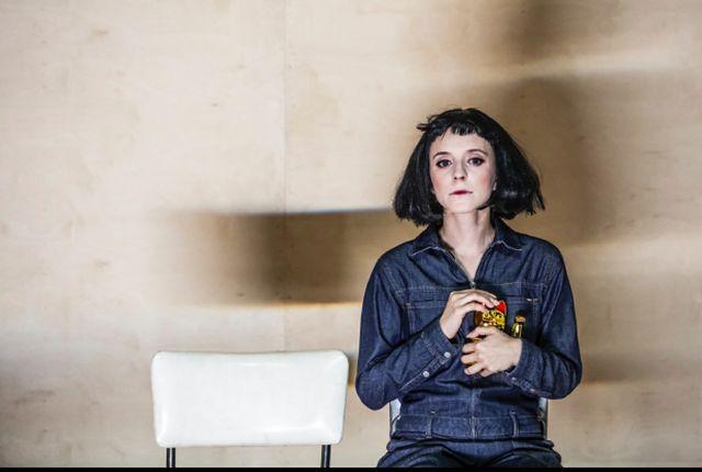 Monika Frajczyk (źródło: materiały prasowe teatru)