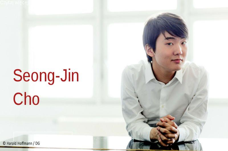Seong-Jin Cho (źródło: materiały prasowe organizatora)