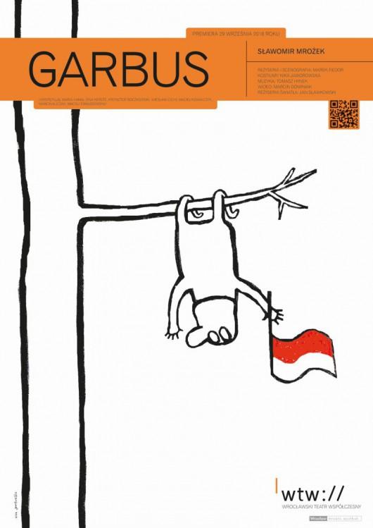"Sławomir Mrożek, ""Garbus"", reż. Marek Fiedor (źródło: materiały prasowe teatru)"