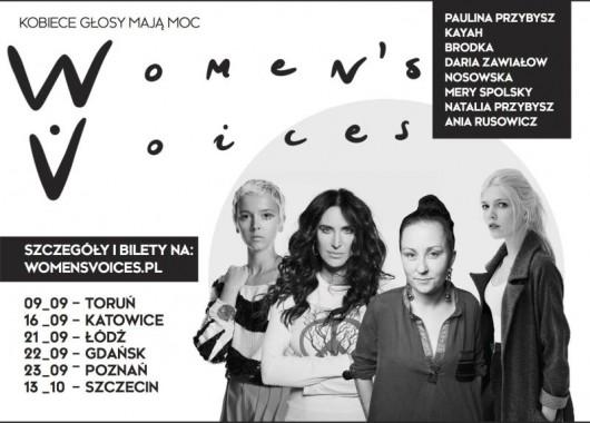 Women's Voices (źródło: materiały prasowe organizatora)