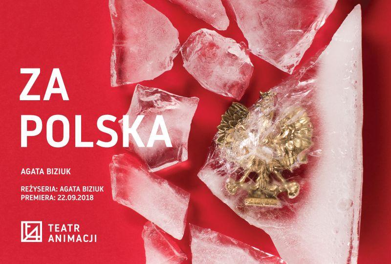 """""""Za-Polska"""", reż. Agata Biziuk (źródło: materiały prasowe teatru)"""