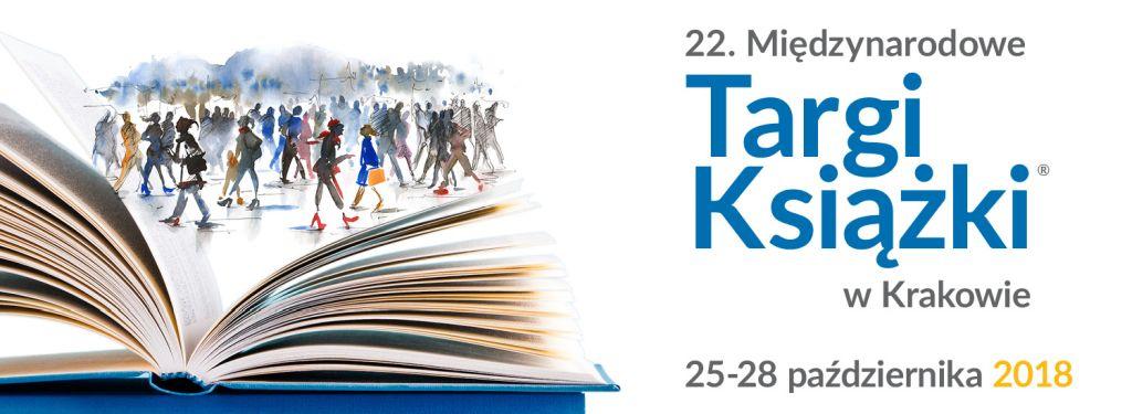 22. Międzynarodowe Targi Książki w Krakowie (źródło: materiały prasowe)
