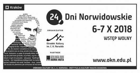 24. Dni Norwidowskie (źródło: materiały prasowe organizatora)