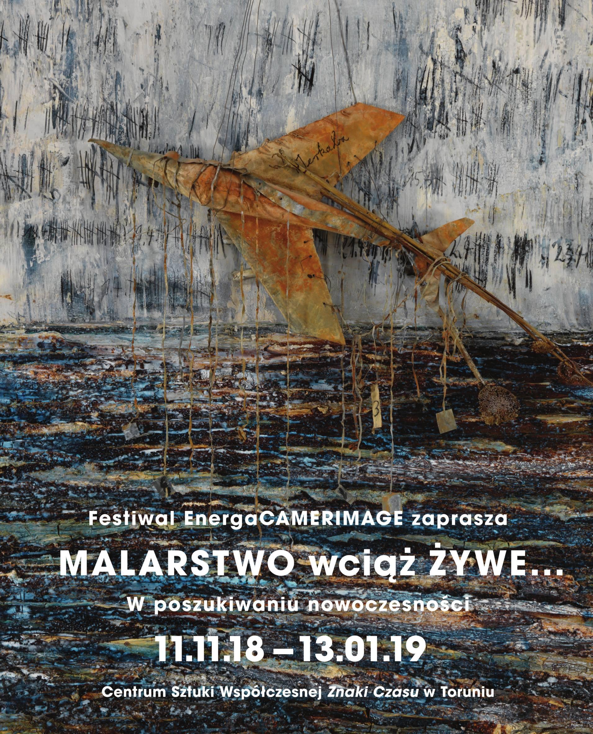 """""""Malarstwo wciąż żywe..."""" (źródło: materiały prasowe organizatora)"""