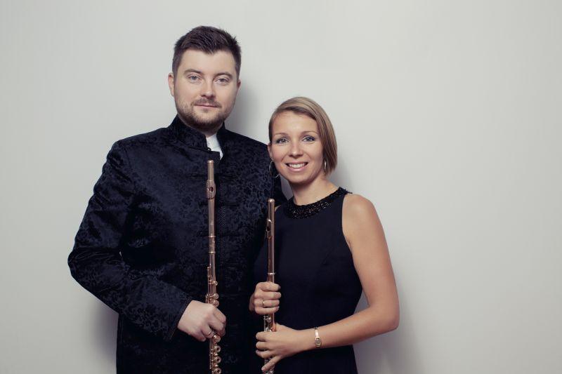 Agata Kielar-Długosz i Łukasz Długosz, fot. Ewelina Długosz (źródło: materiały prasowe organizatora)