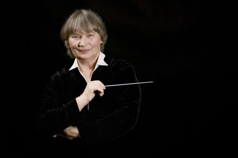 Agnieszka Duczmal, fot. Kamil Babka (źródło: materiały prasowe organizatora)