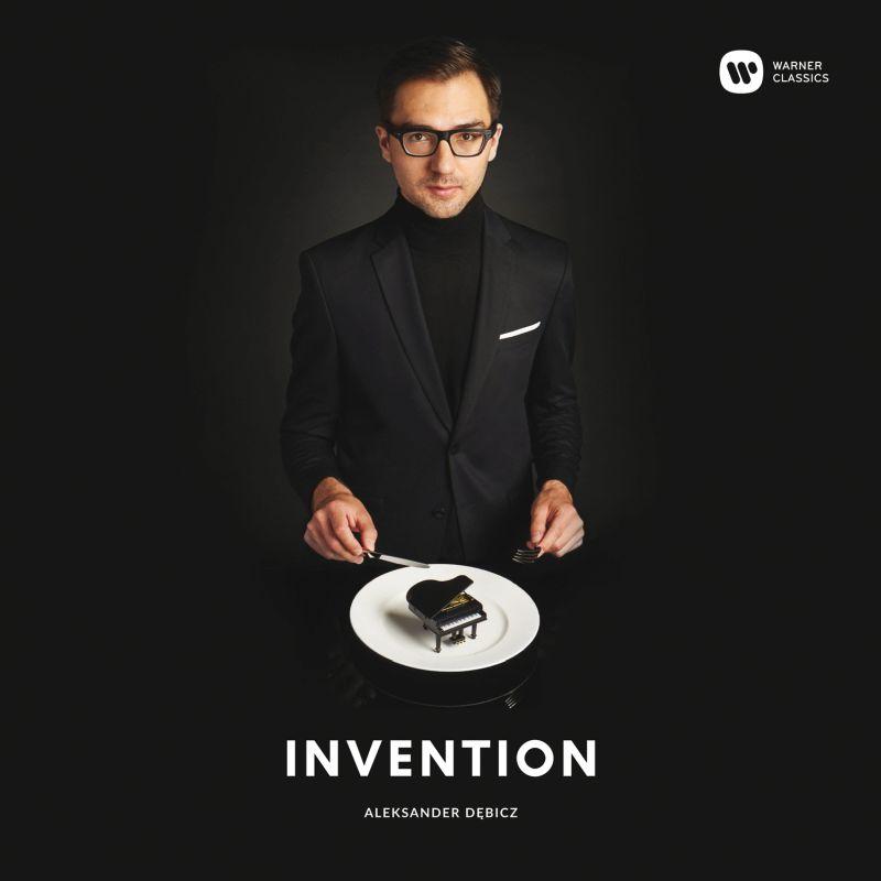 """Aleksander Dębicz, """"Invention"""" (źródło: materiały prasowe wydawnictwa)"""