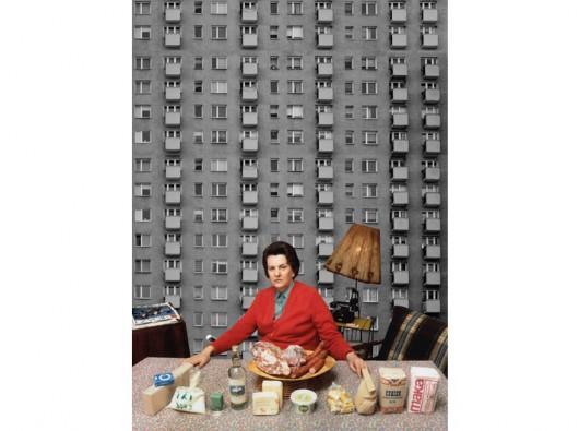 """Alicja Biała, """"Mąka"""", kolaż, 2018, 41 × 29 cm, courtesy A. Biała, fot. A. Biała (źródło: materiały prasowe organizatora)"""