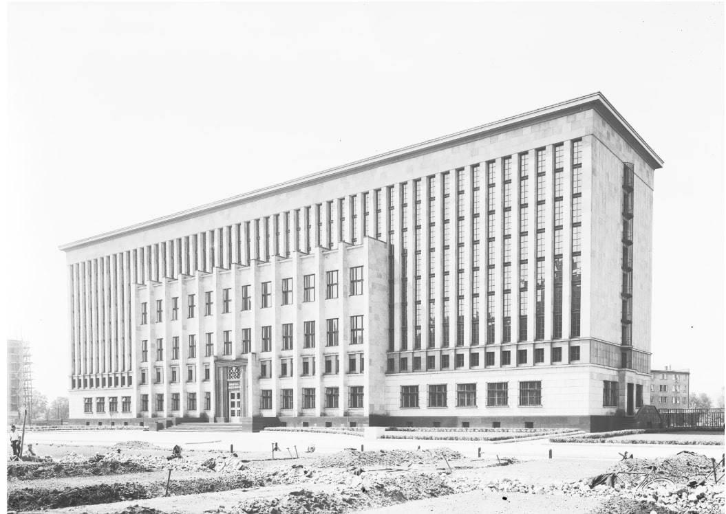 """""""Architektura władzy w międzywojennym Krakowie"""", Międzynarodowe Centrum Kultury (źródło: materiały prasowe organizatora)"""