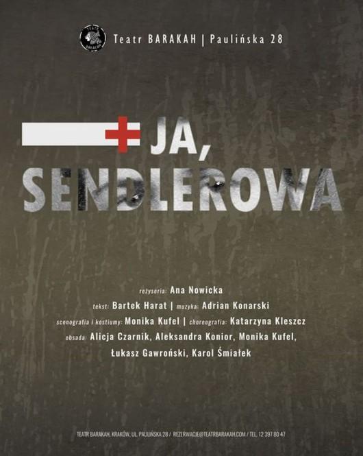 """Bartek Harat, """"Ja, Sendlerowa"""", reż. Ana Nowicka (źródło: materiały prasowe teatru)"""