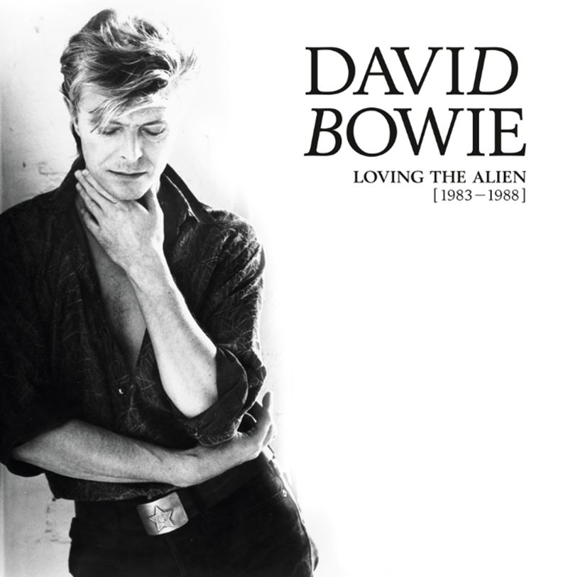 """David Bowie, """"Loving The Alien (1983 – 1988)"""" (źródło: materiały prasowe wydawcy)"""