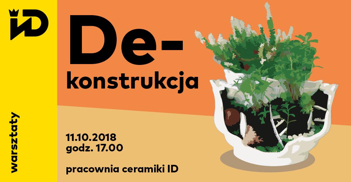 """""""De-konstrukcja"""", Instytut Dizajnu w Kielcach (źródło: materiały prasowe organizatorów)"""