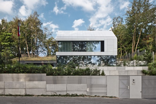 """""""Dom na Skarpie"""", biuro architektoniczne Arch-Deco, Gdynia (źródło: materiały prasowe pracowni)"""