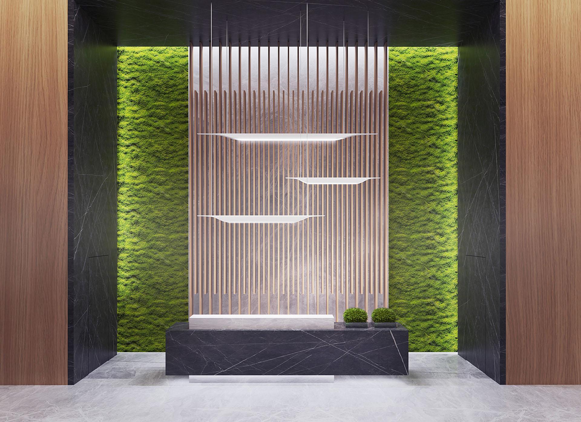 """Nagroda PLGBC Green Building Awards 2018 dla """"Eco Warsaw Tower"""" (źródło: materiały prasowe organizatorów)"""