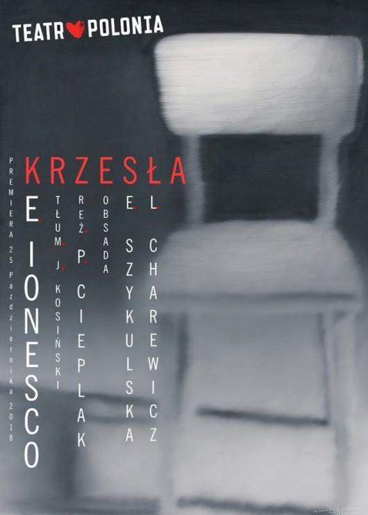 """Eugène Ionesco, """"Krzesła"""", reż. Piotr Cieplak (źródło: materiały prasowe teatru)"""