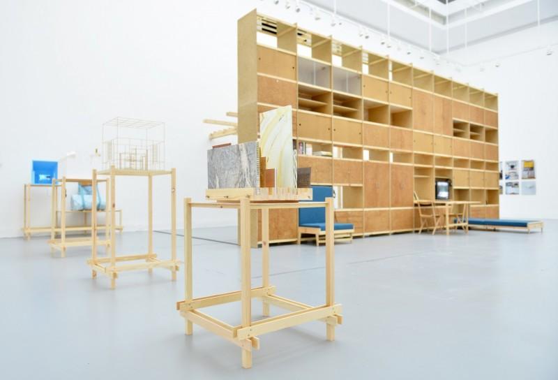 """Dyskusja wokół wystawy """"Tango na 16 metrach kwadratowych"""", Zachęta Narodowa Galeria Sztuki (źródło: materiały prasowe organizatorów)"""