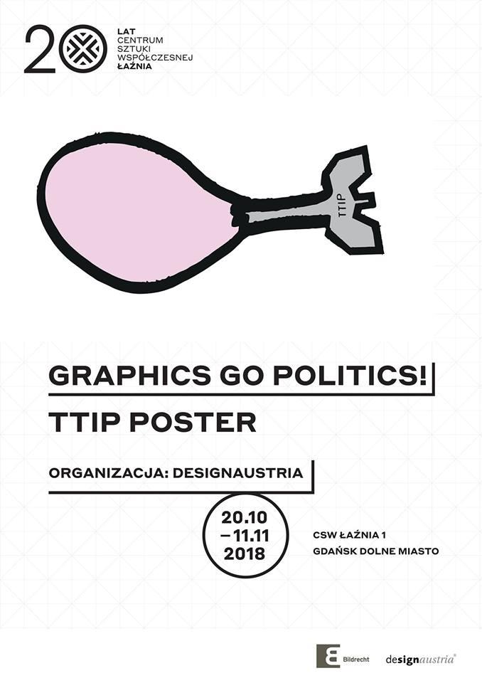 """Graphics go Politics"" (źródło: materiały prasowe organizatora)"