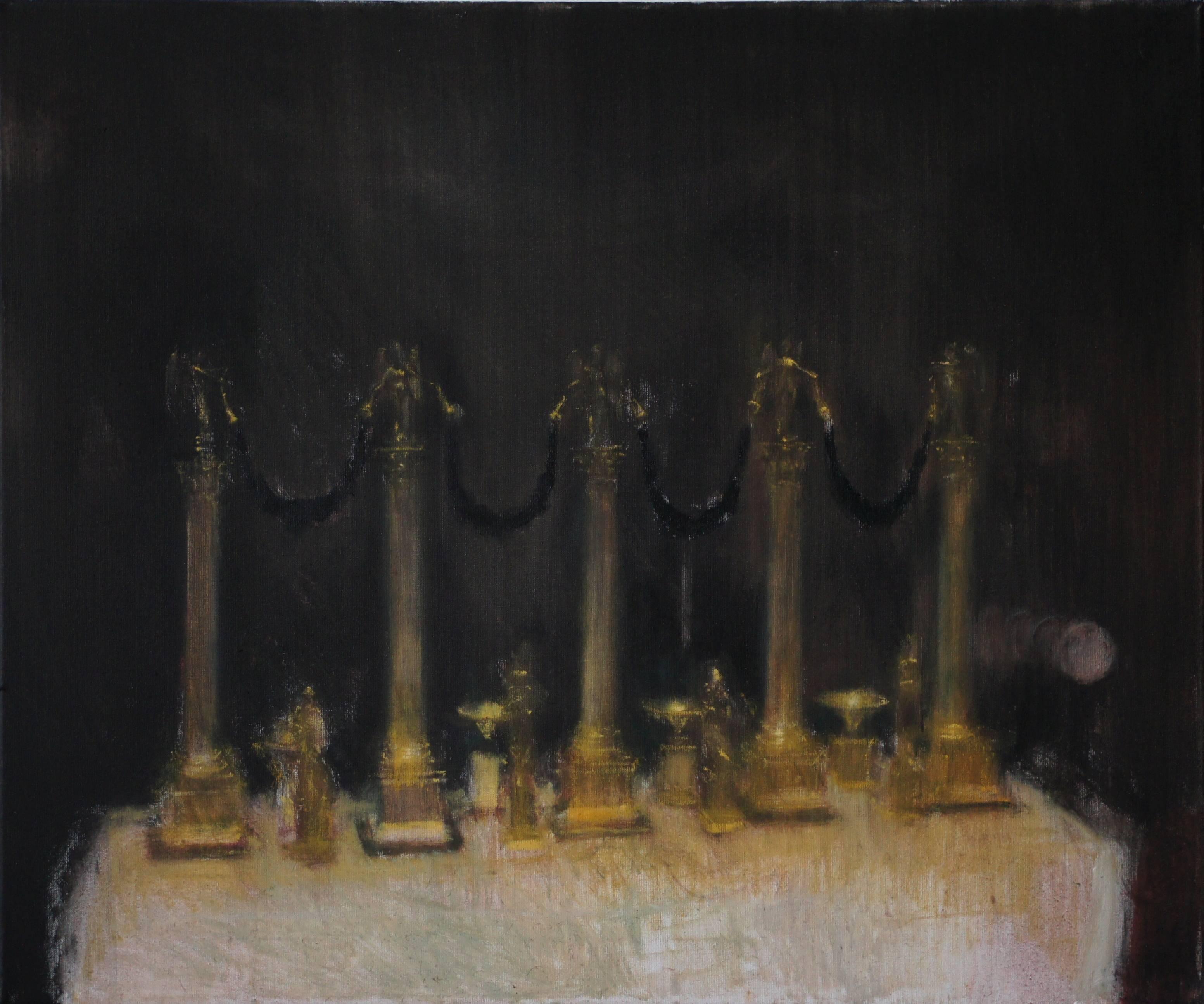 """Łukasz Stokłosa, """"Schloss Charlottenburg"""", 2017 (źródło: materiały prasowe organizatora)"""