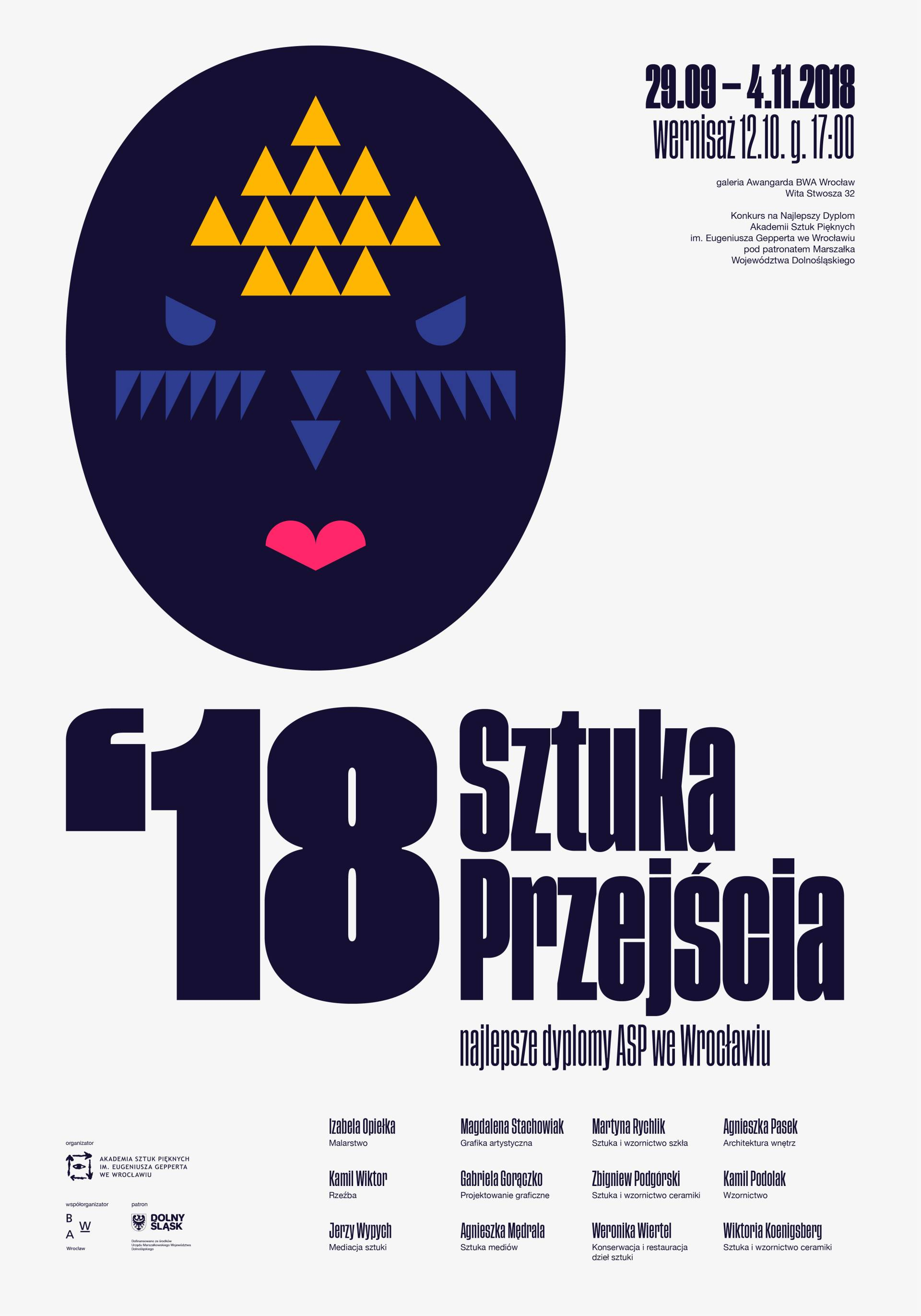 """""""Sztuka przejścia '18"""" (źródło: materiały prasowe organizatora)"""