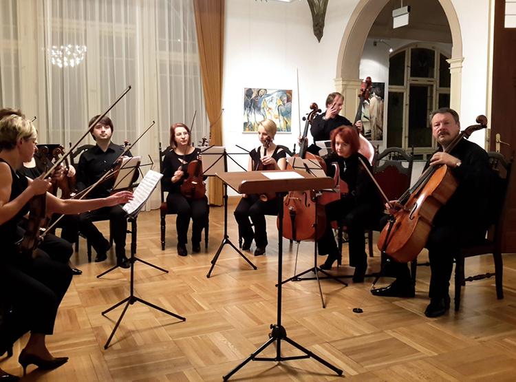 Orkiestra Kameralna Polish Camerata (źródło: materiały prasowe organizatora)