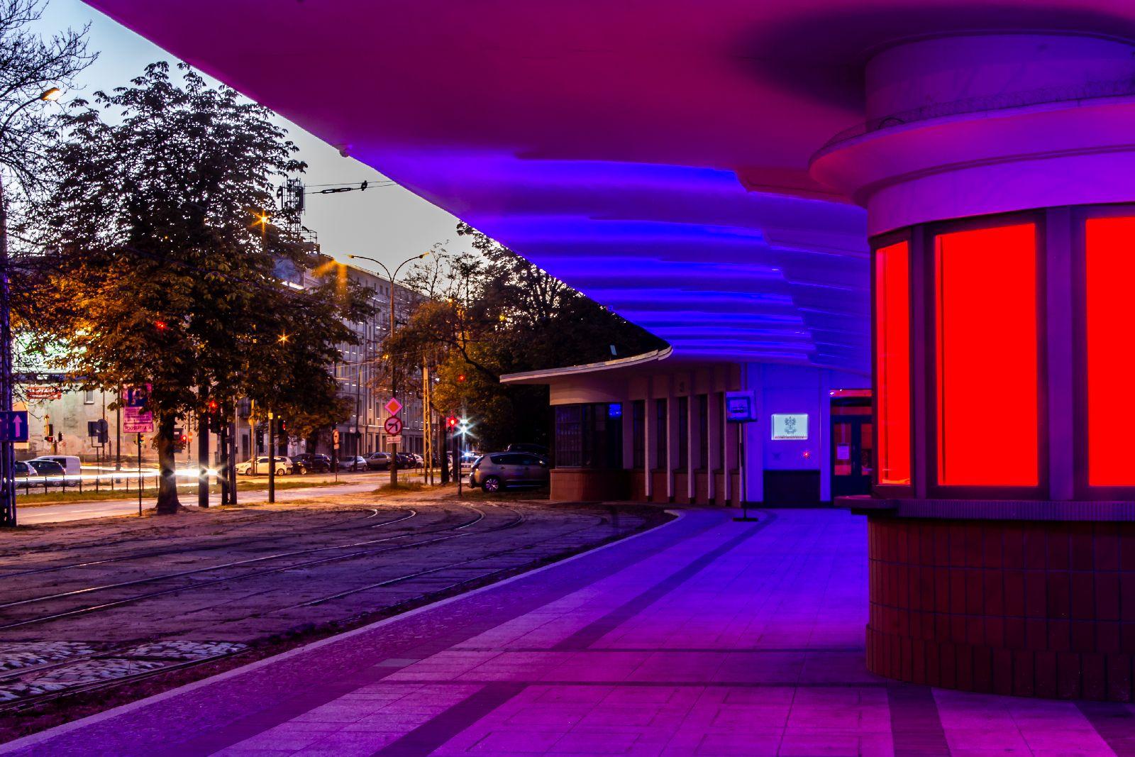 """""""Przystanek Architektura"""", fot. Jan Grzesik (źródło: materiały prasowe organizatorów)"""
