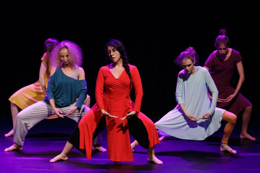 """""""8. Międzynarodowy Festiwal Teatrów Tańca"""", Tarnów (źródło: materiały prasowe organizatorów)"""