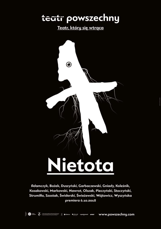 """Tadeusz Miciński, """"Nietota"""", reż. Krzysztof Garbaczewski (źródło: materiały prasowe teatru)"""