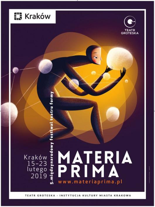 5. Międzynarodowy Festiwal Teatru Formy Materia Prima (źródło: materiały prasowe organizatora)