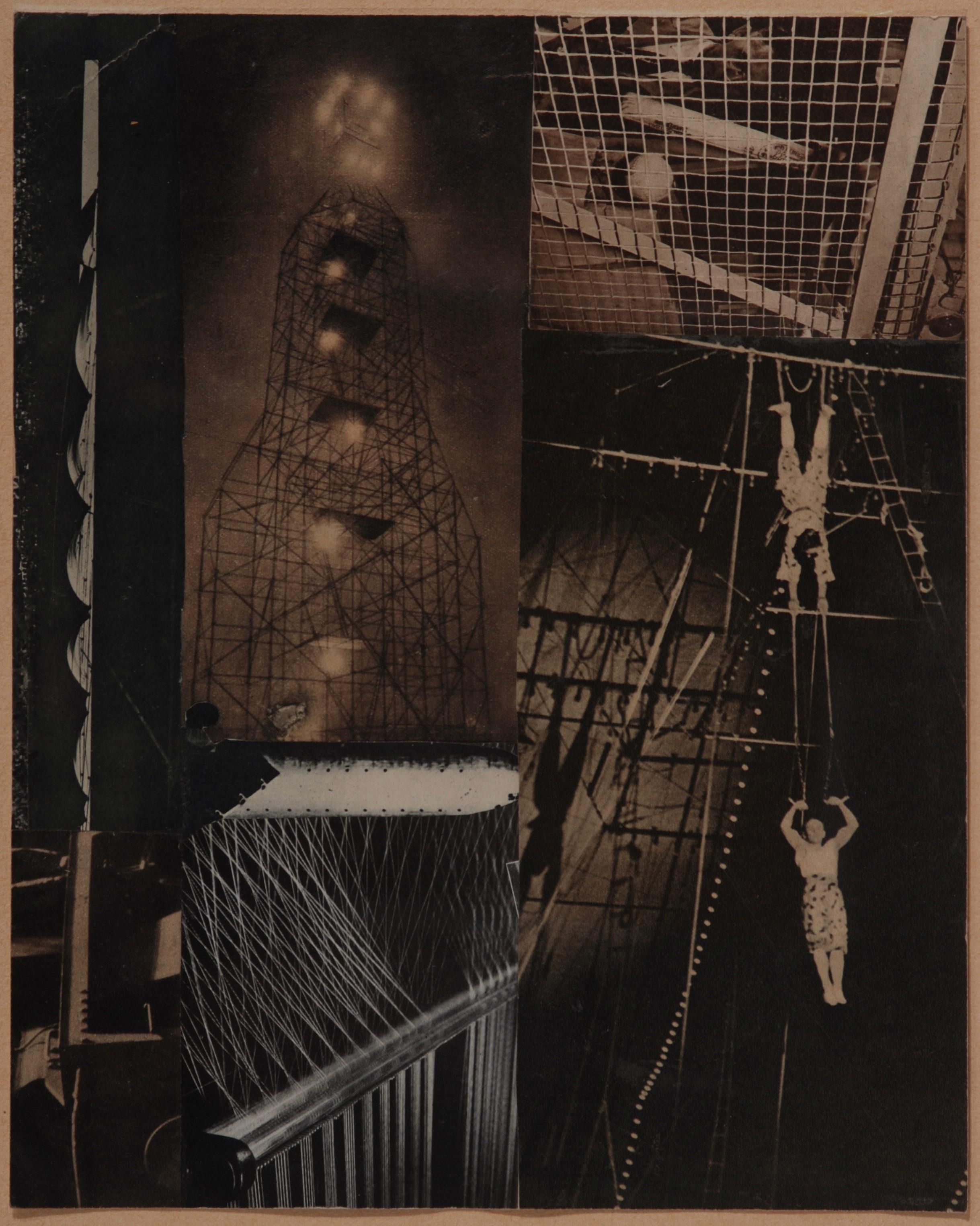 """Jadwiga Maziarska, """"Kompozycja"""", 1948 (źródło: materiały prasowe organizatora)"""