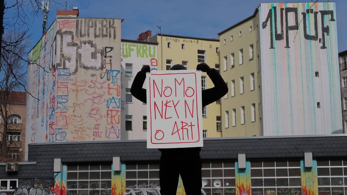 """SP38, """"No Money No Art"""" (źródło: materiały prasowe organizatora)"""