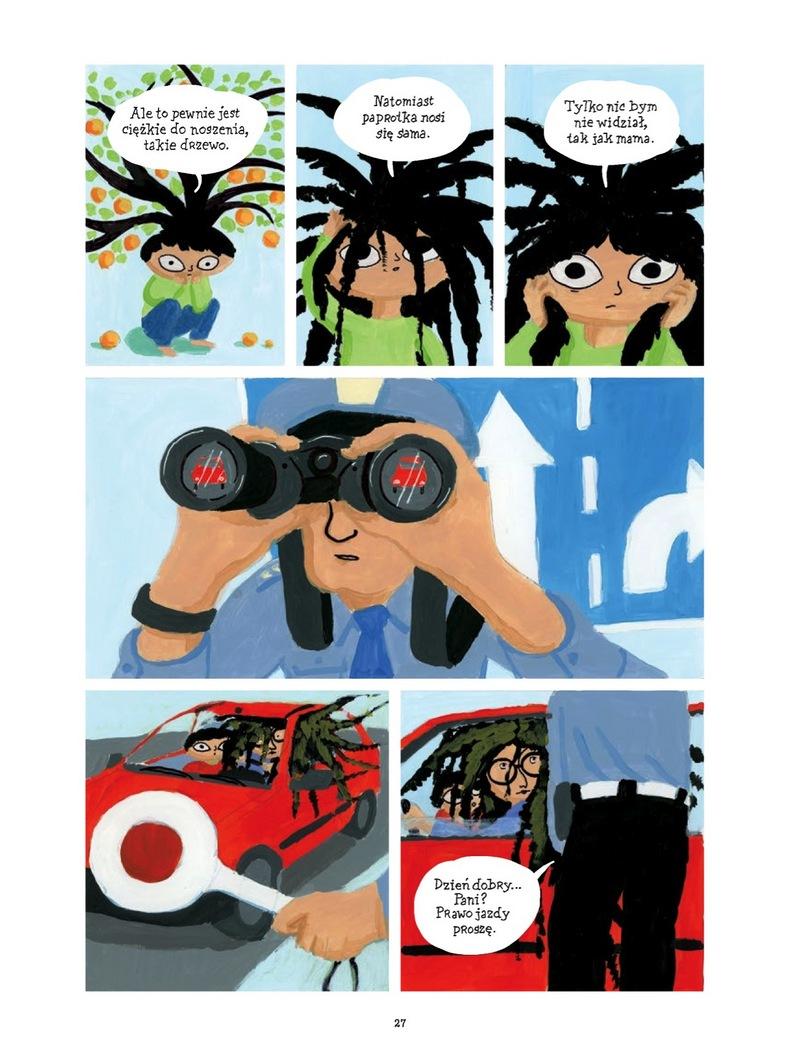 Bohaterskie warsztaty komiksowe (źródło: materiały prasowe organizatora)
