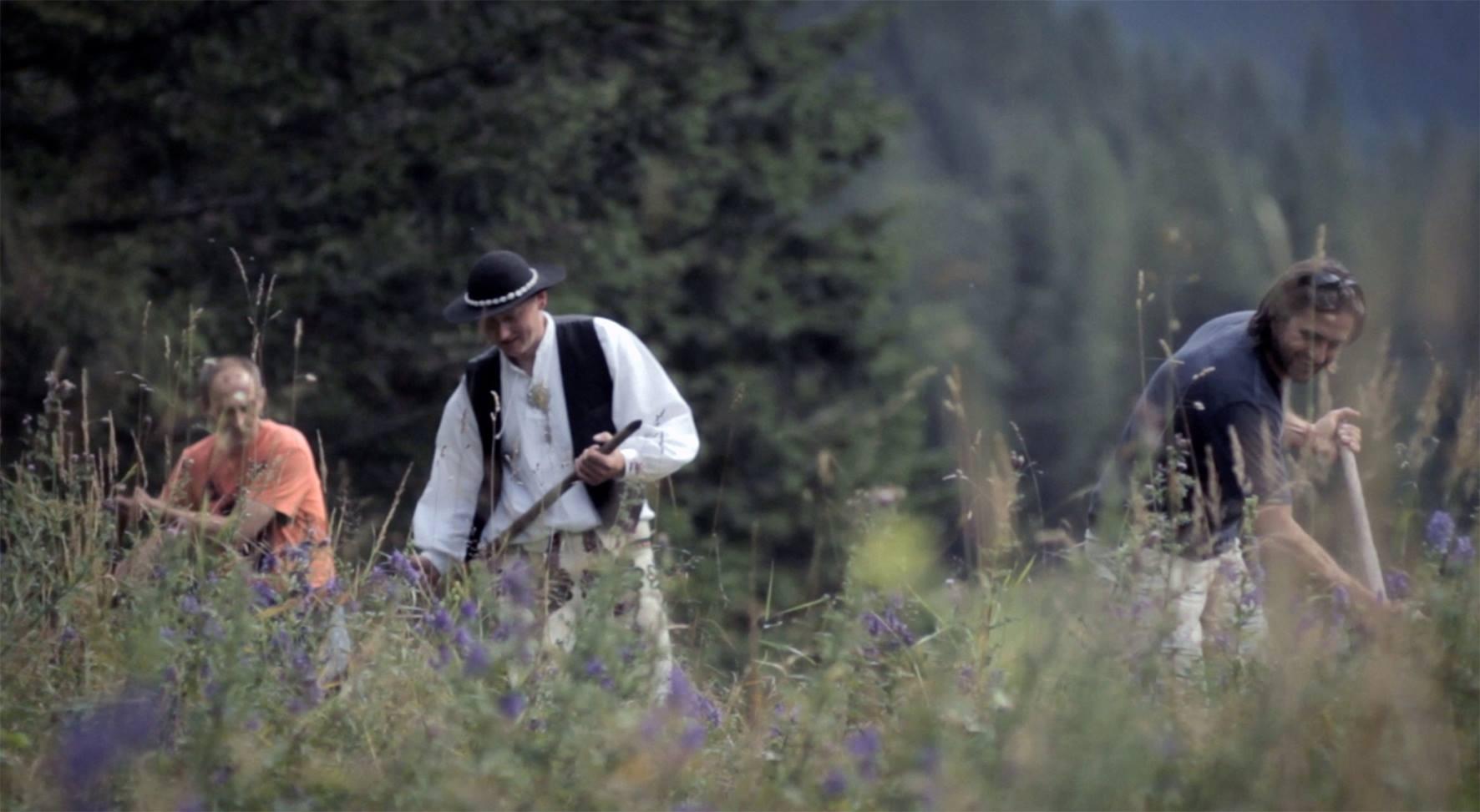 """kadr z wideo """"Ekosystem"""" Huberta Czerepoka (źródło: materiały prasowe organizatora)"""