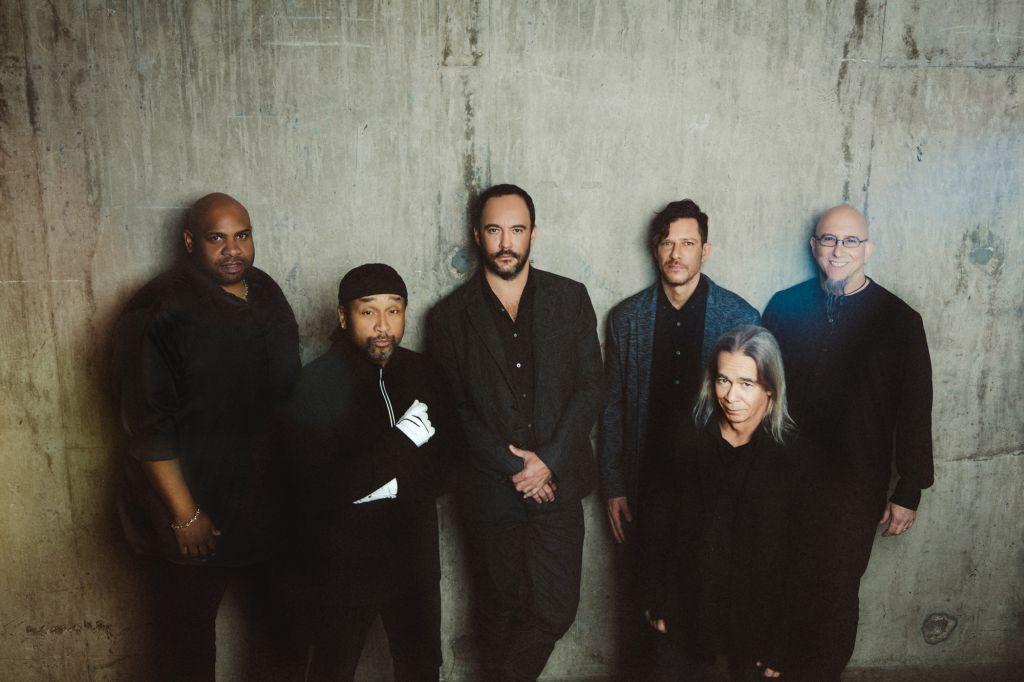 Dave Matthews Band (źródło: materiały prasowe)