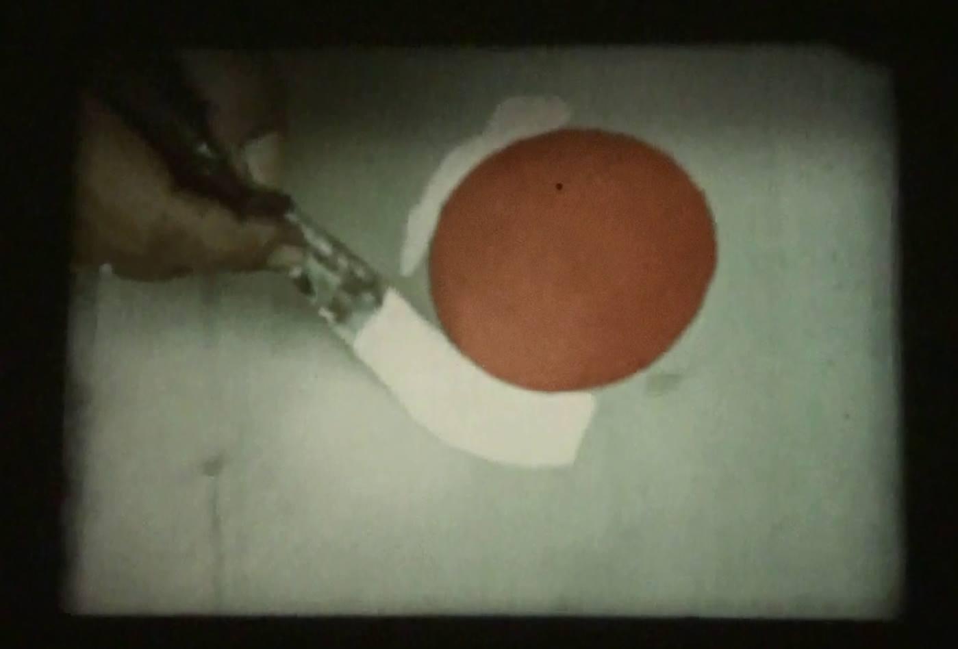 """Kadr z filmu """"Interpretacje"""", reż. Jarosław Brzozowski, 1965, Polska, 15 min (źródło: materiały prasowe organizatora)"""