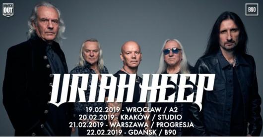Uriah Heep (źródło: materiały prasowe organizatora)