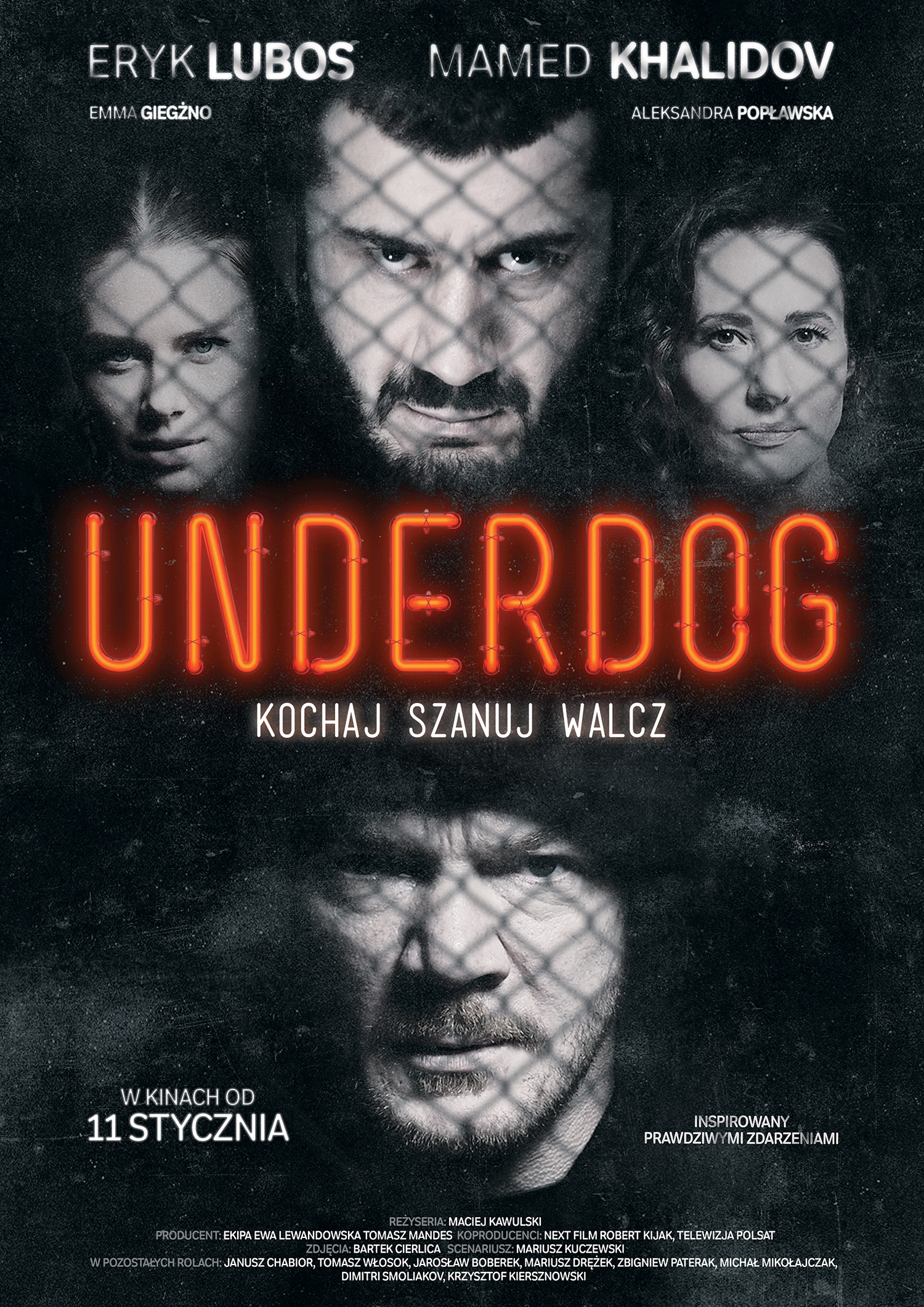 """""""Underdog"""" Maciej Kowulski (źródło: materiały prasowe dystrybutora)"""