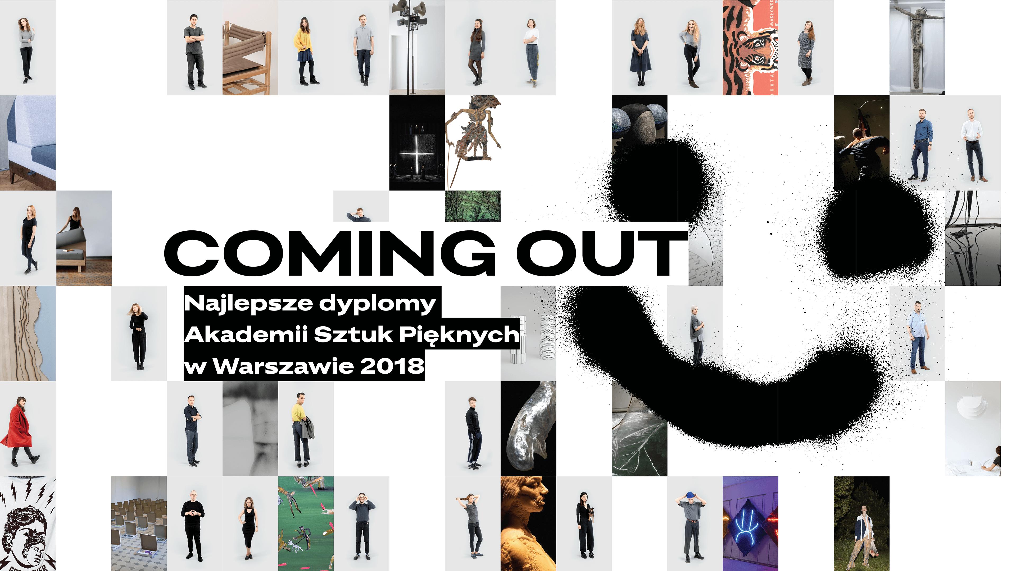 Wystawa Coming Out 2018 w Koneserze (źródło: materiały prasowe organizatora)