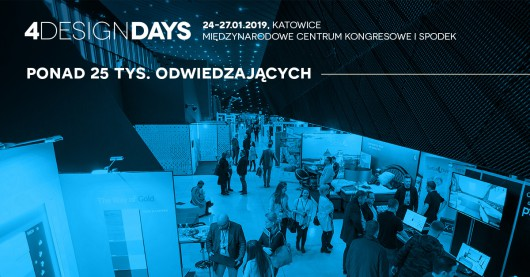4 Design Days, Katowice (źródło: materiały prasowe organizatora)