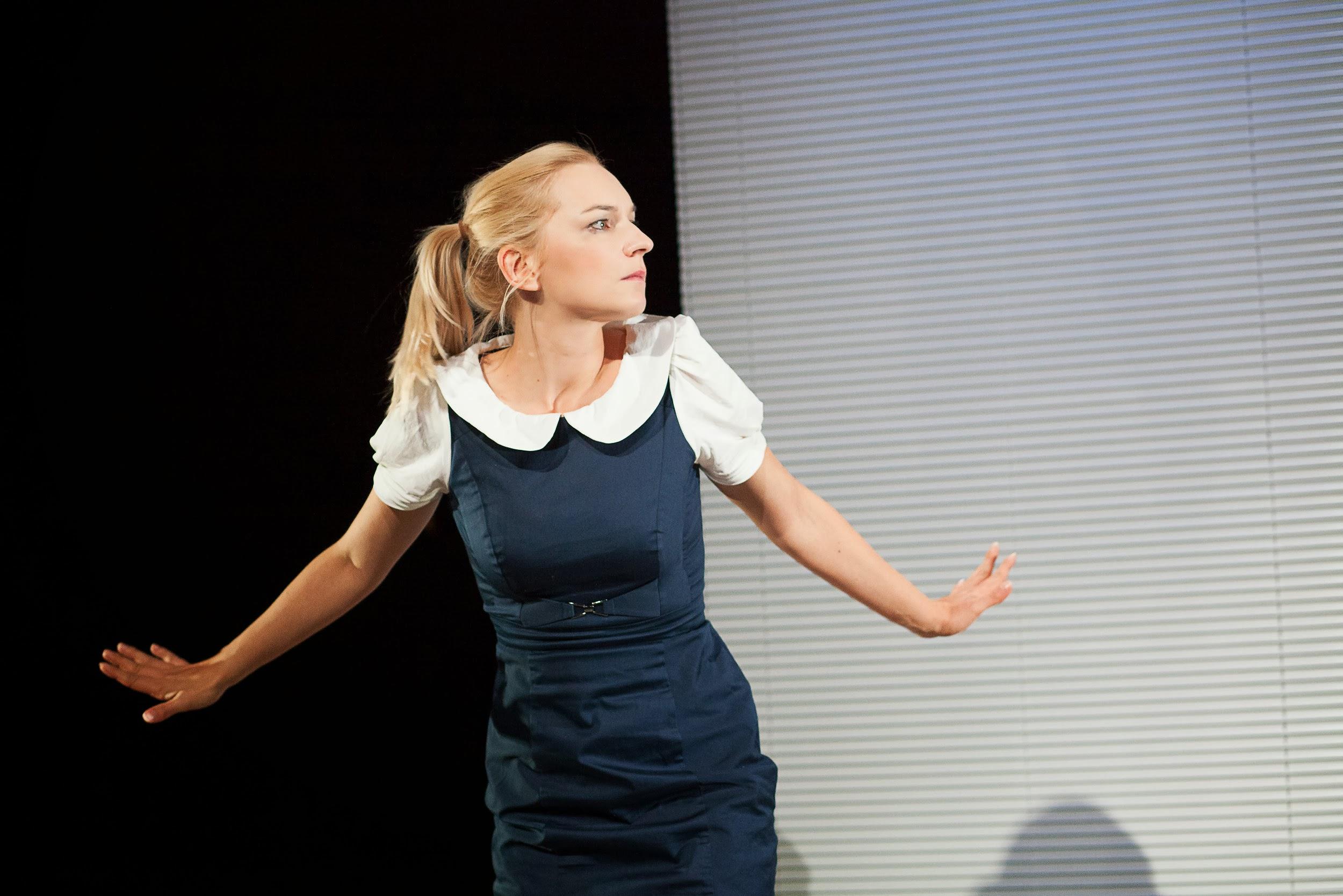 """""""Tato nie wraca"""", Agnieszka Przepiórska, Teatr WARSawy (źródło: materiały prasowe organizatora)"""