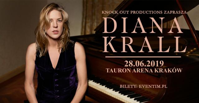 Diana Krall w Krakowie (źródło: materiały prasowe organizatora)