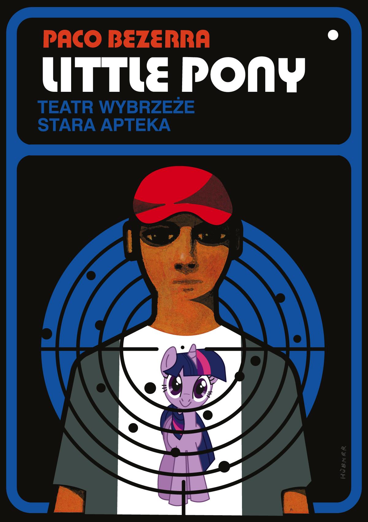 """""""Little Pony"""", reż. Rudolf Zioło, Stara Apteka (źródło: materiały prasowe organizatora)"""