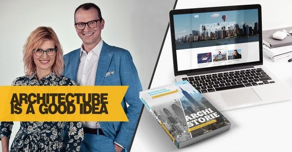 Natalia Szcześniak i Radosław Gajda – Architektura is a good idea (źródło: materiały prasowe organizatora)
