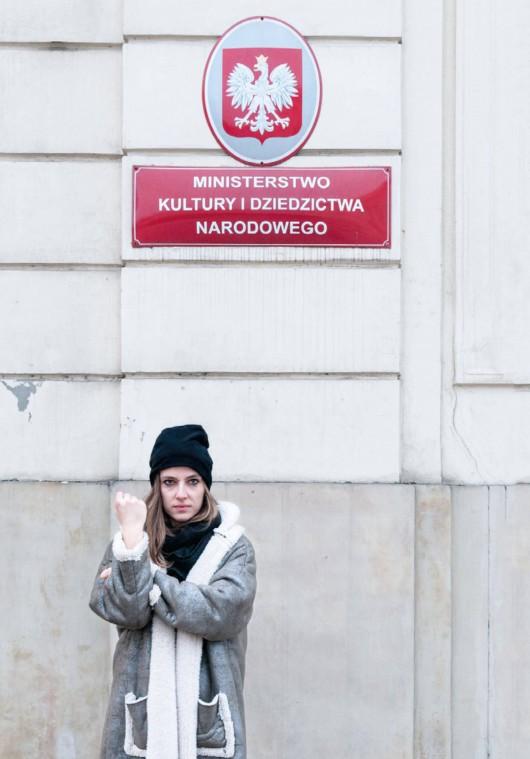 """Irmina Rusicka, """"Wiwat Nowy Rok"""" (źródło: materiały prasowe organizatora)"""