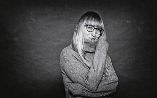 Małgorzata Rejmer, foto ⓒ POLITYKA / Leszek Zych (źródło: materiały prasowe organizatora)