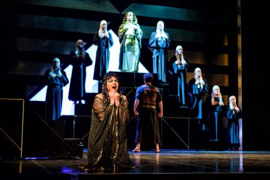 Opera Śląska w Bytomiu, Aida, fot.Tomasz Zakrzewski (źródło: materiały prasowe)