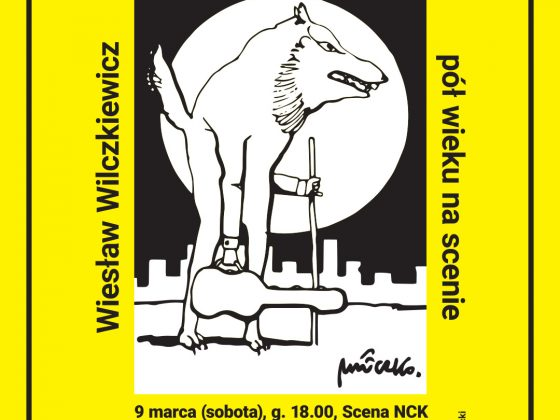 Plakat promujący koncert All-about-jazz (źródło: materiały prasowe)