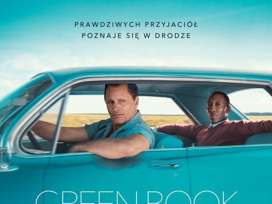 Plakat promujący film Green Book (źródło: M2 Films)