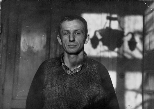 Janusz Tarabuła, początek lat 60-tych (źródło: materiały prasowe)