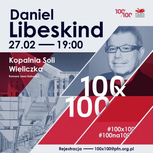 Daniel Libeskind – spotkanie w Kopalni Soli w Wieliczce (źródło: materiały prasowe)