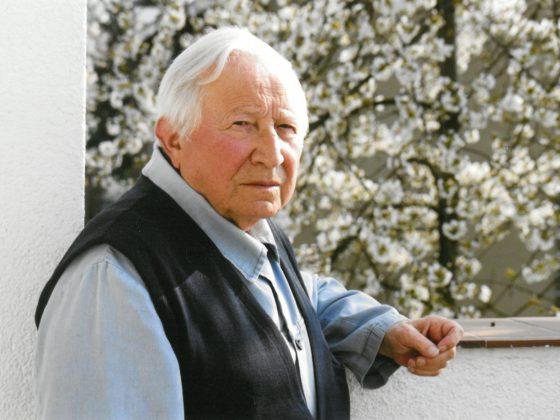 Tadeusz Różewicz, fot. Janusz Stankiewicz (źródło: materiały prasowe organizatora)